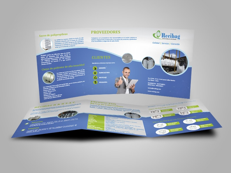 Brochure RECIBAG R & R