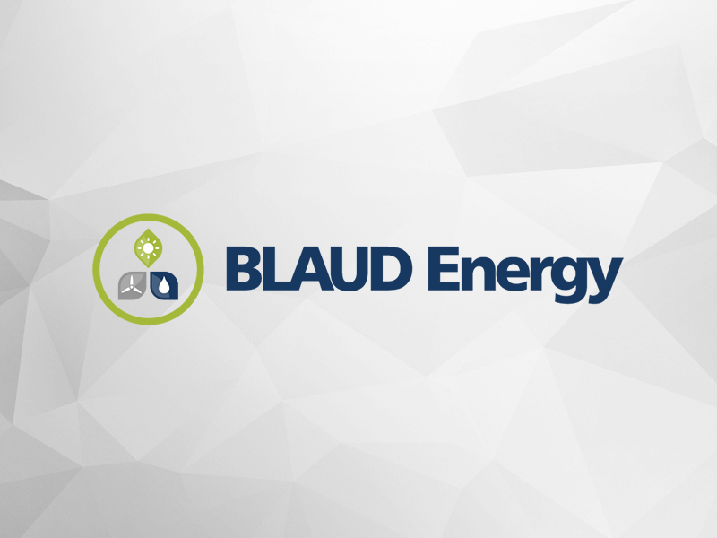 Logo BLAUD ENERGY PERU