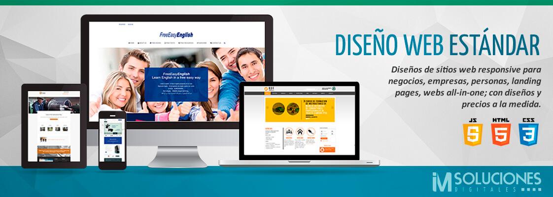 Dise o de sitios web for Diseno de interiores paginas web